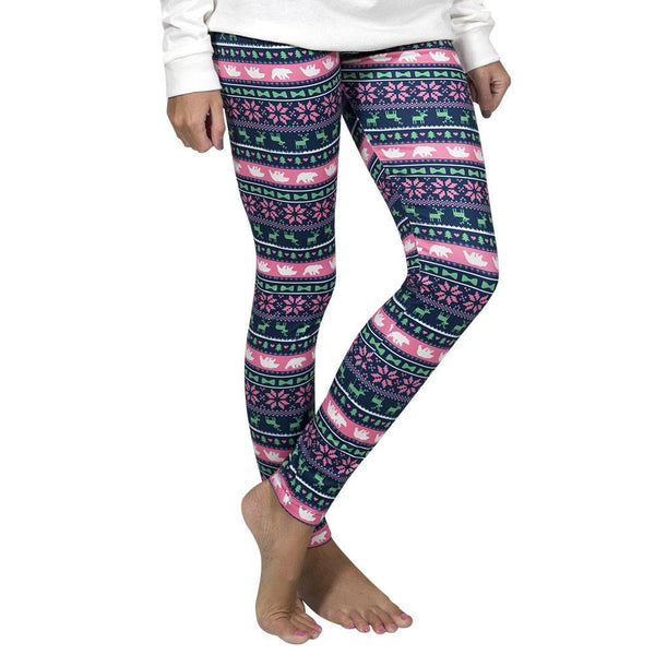 Camper Leggings, Bear