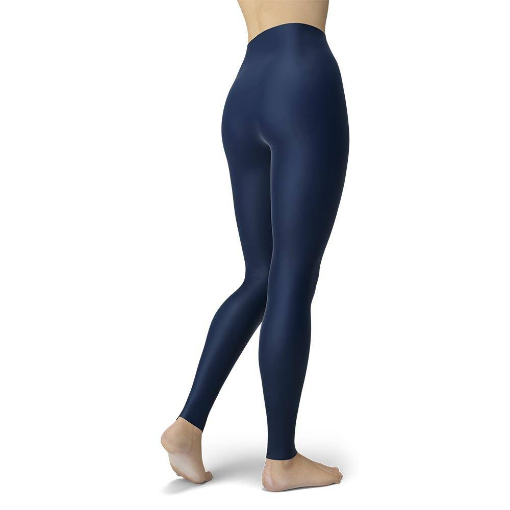Camper Leggings, Navy