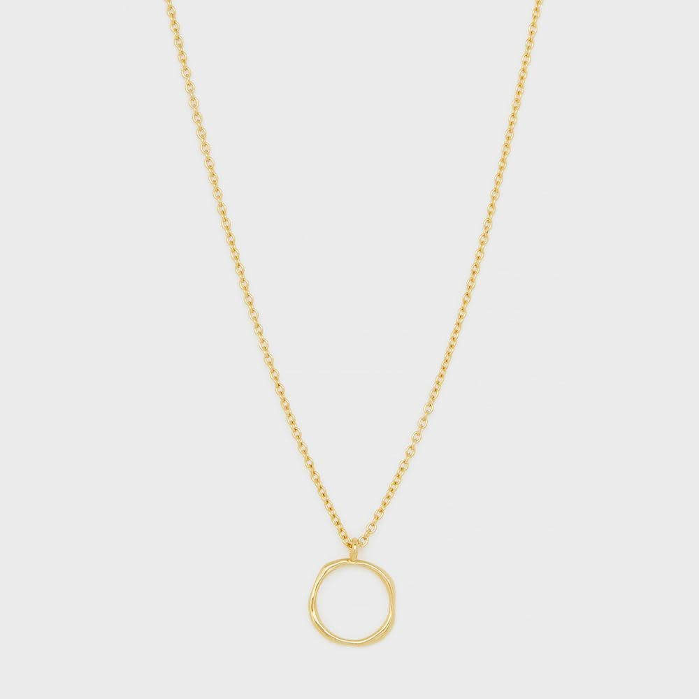 Quinn Delicate Necklace, Gold