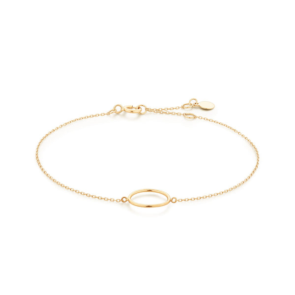 Sleek Looped Bracelet