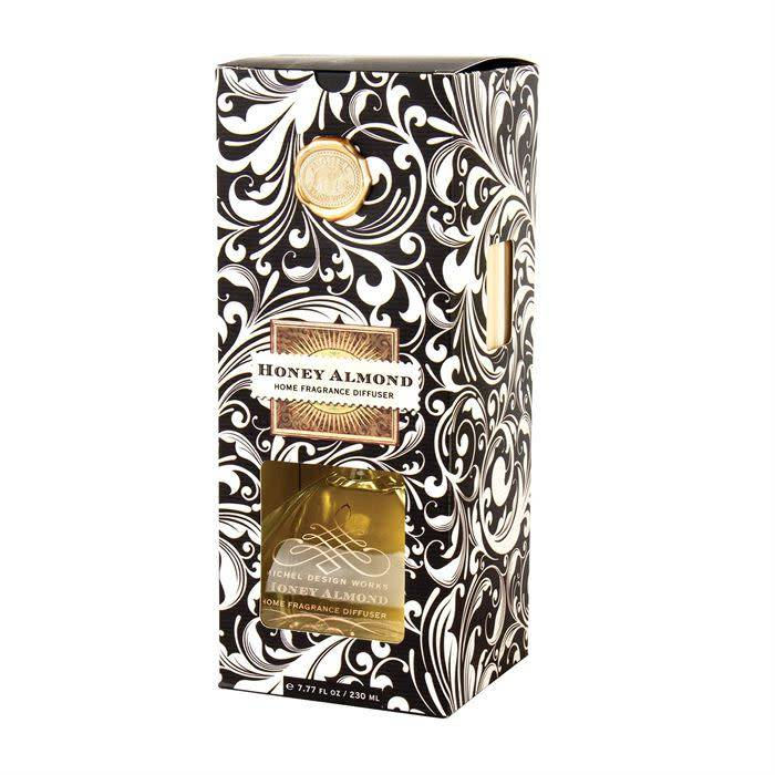 Honey Almond Home Fragrance Diffuser