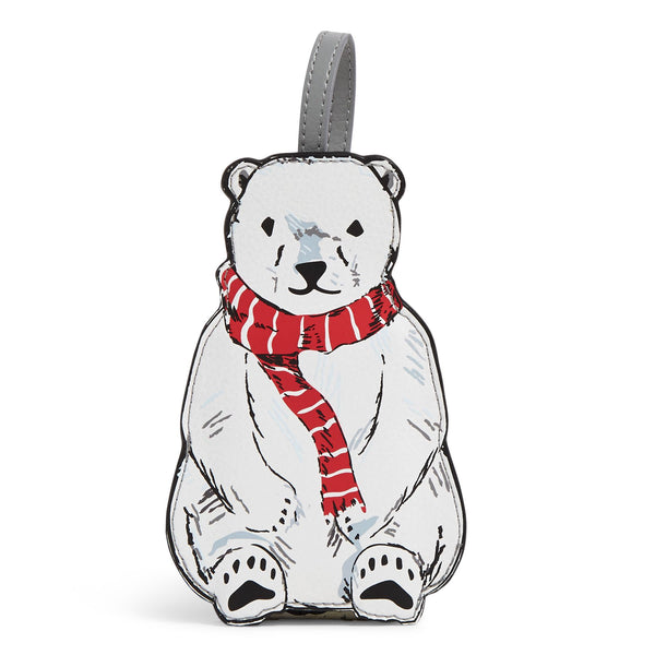 Iconic Whimsy Luggage Tag Beary Merry