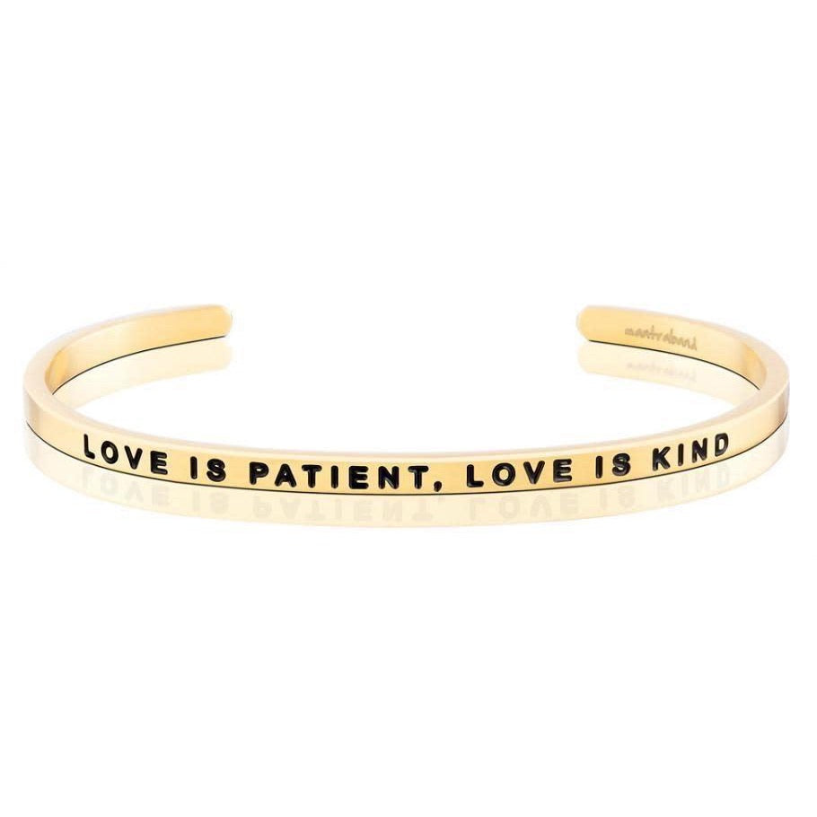 Love is Patient, Love is Kind, Gold