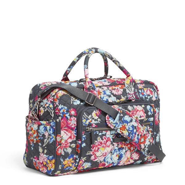 Iconic Compact Weekender Travel Bag Pretty Posies