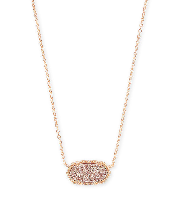 Elisa Necklace RSG Sand Drusy