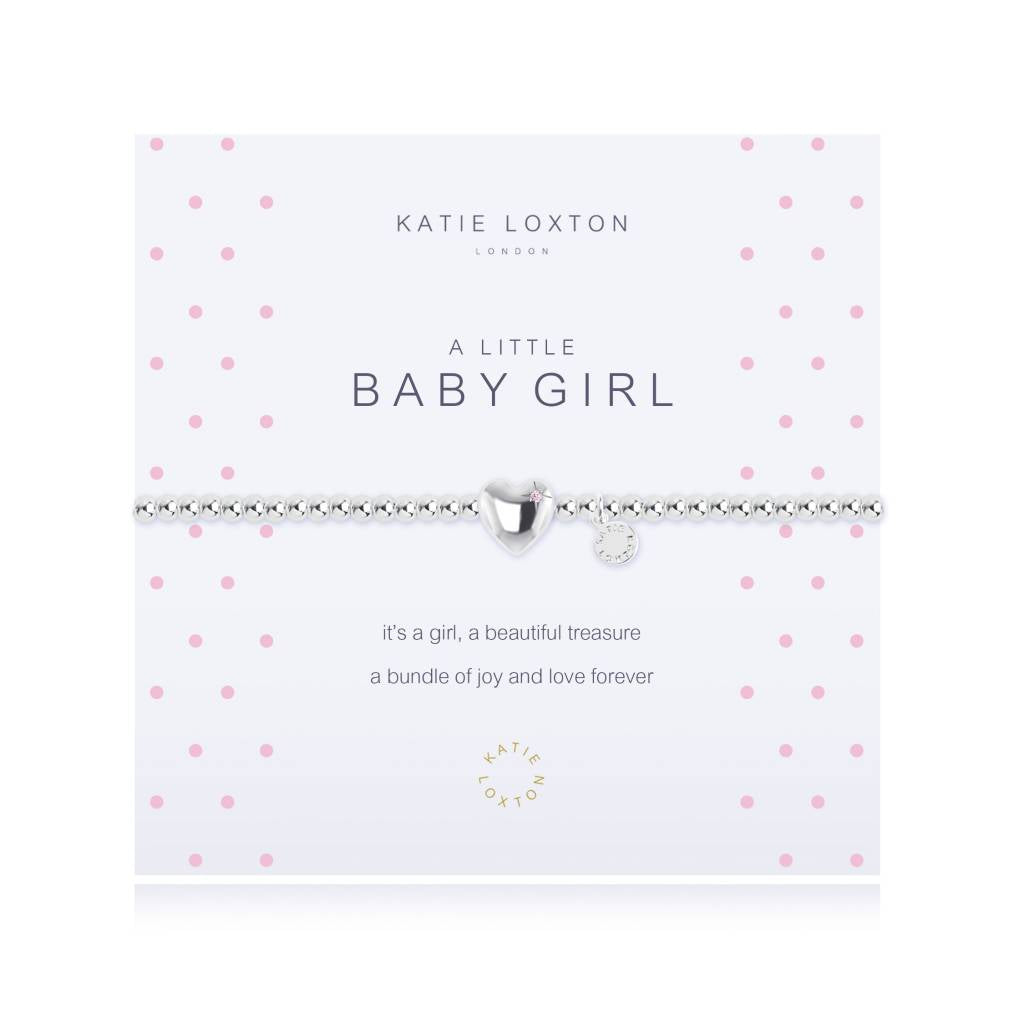 a little BABY GIRL - bracelet