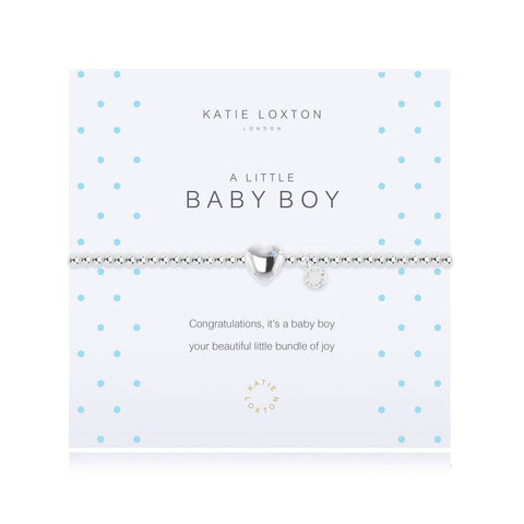a little BABY BOY - bracelet
