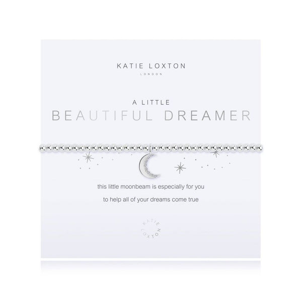 A LITTLE - BEAUTIFUL DREAMER - SILVER Bracelet