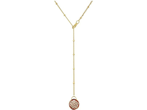 Alex and Ani Path of Life® Lariat Necklace Gold LTD