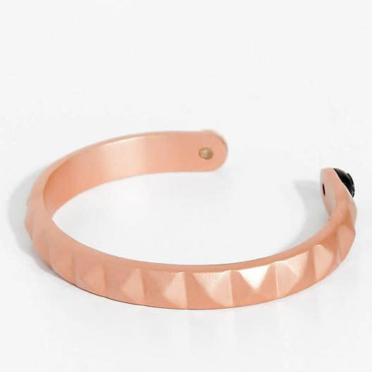 Cuff Bracelet - Rose Gold - One Size