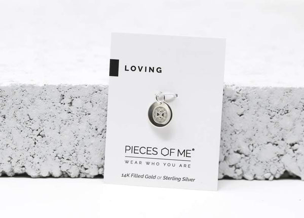 Loving Necklace Charm