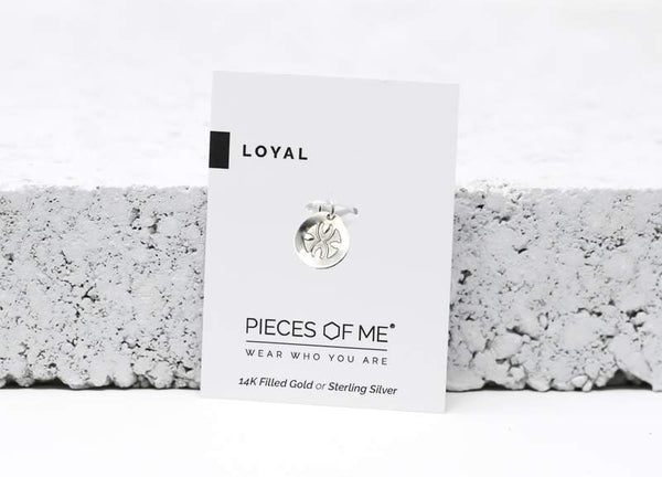 Loyal Necklace Charm