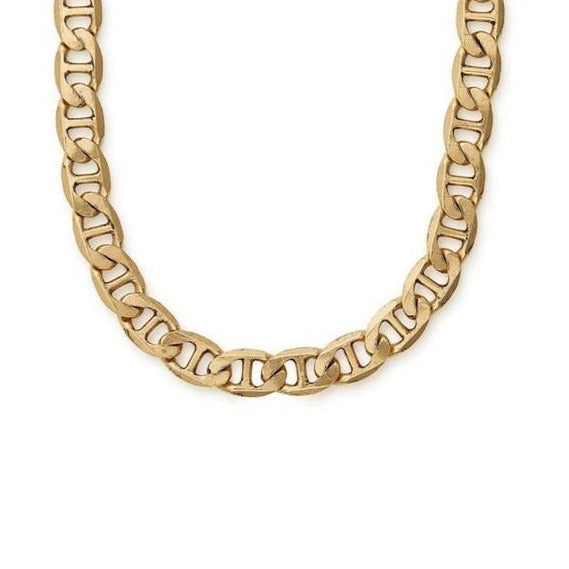 Alex and Ani Chain Link Magnetic Gold Necklace LTD