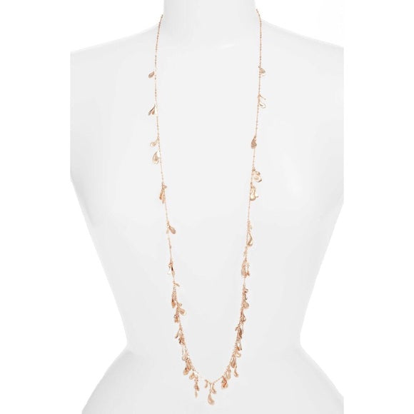 Bella Long Gold Necklace