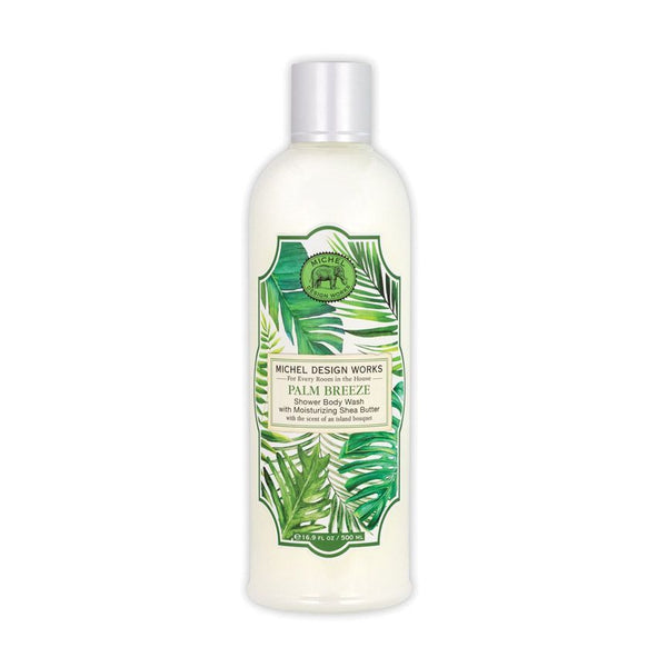 Palm Breeze Shower Body Wash