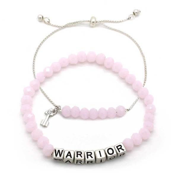 My Messages Bracelet, Warrior
