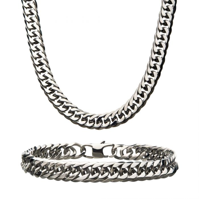 Steel French Rope Chain