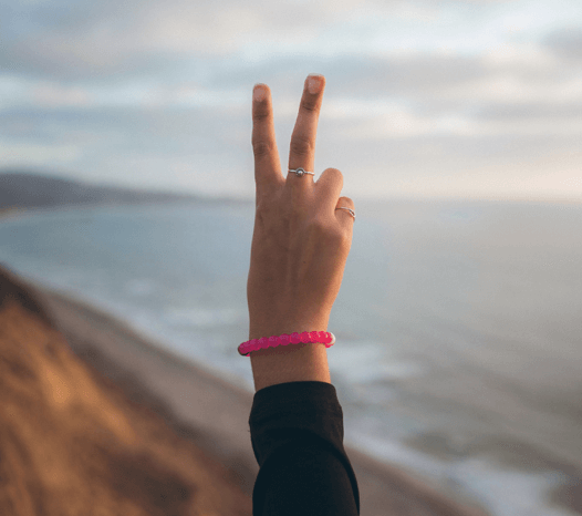 Pink Lokai - Breast Cancer Awareness