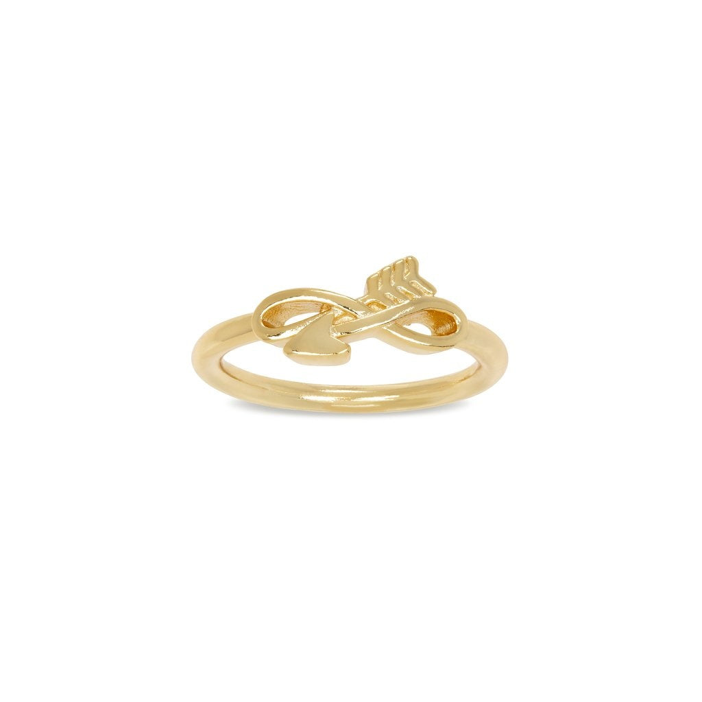 Embrace Ring, Gold