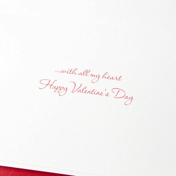 Love Valentine's Day Greeting Card