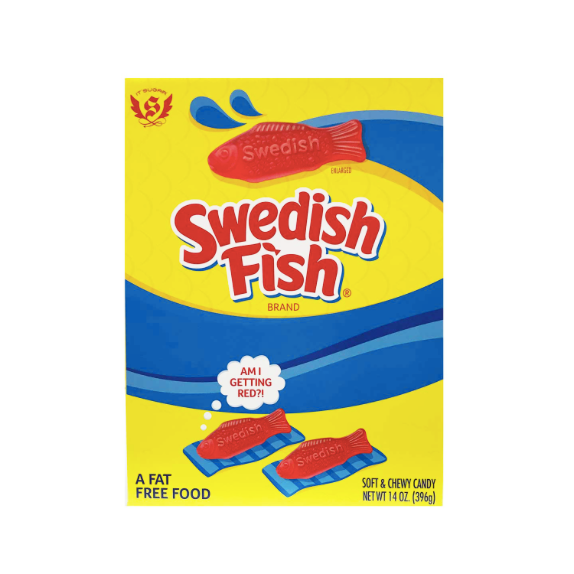 Big Candy Swedish Fish