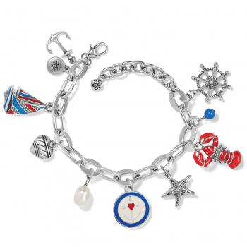 Anchor Bay Charm Bracelet
