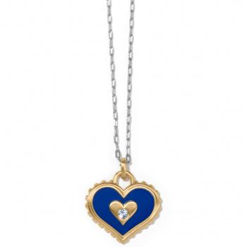 Simply Charming Giving Heart Necklace