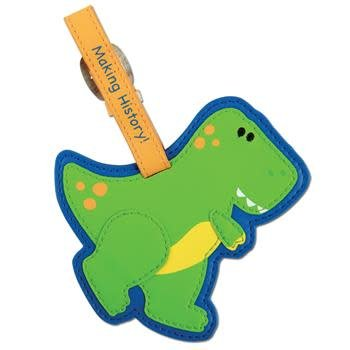 Luggage Tag Dino