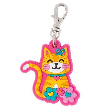 Zipper Pulls Cat