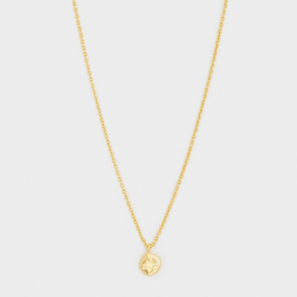 Chloe Necklace, Gold