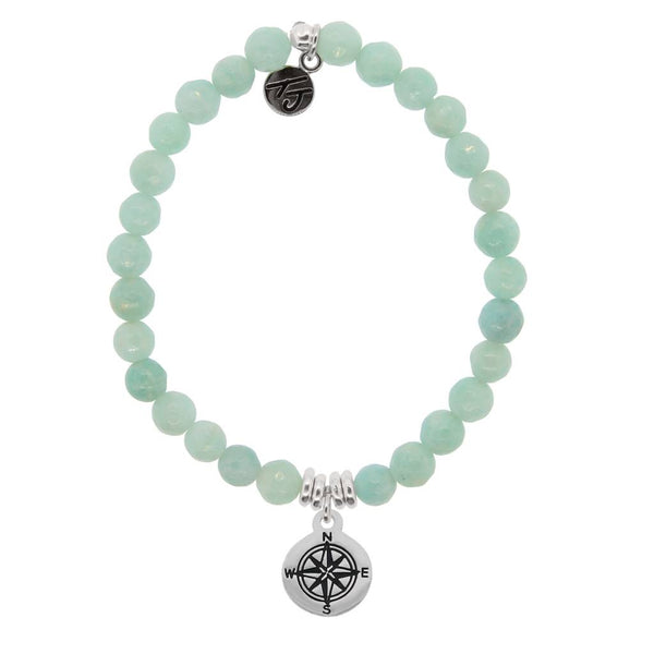 La Bella Vita - 6MM Amazonite - Compass