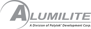 "Logo of Alumilite resin company with Large ""A"""