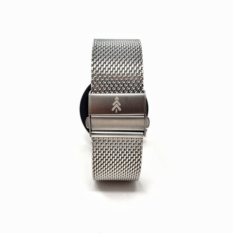 Stainless Steel Mesh Watch Strap - Maker Watch Co.