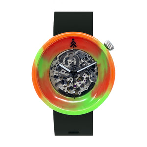 80's themed wristwatch
