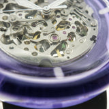 Silver 8N24 Automatic Watch Movement - Miyota