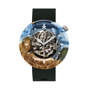 Blue River Table Watch