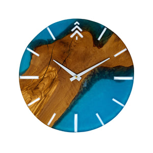 Custom Wall Clock - Made in Canada
