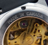 Made in Canada - Maker Watch Co