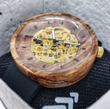 Premium Wooden Watch - Miyota