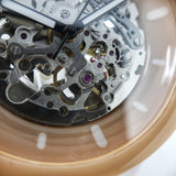 Silver 8N24 Miyota Automatic Watch Movement