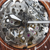 Miyota 8N24 Automatic Movement - Silver