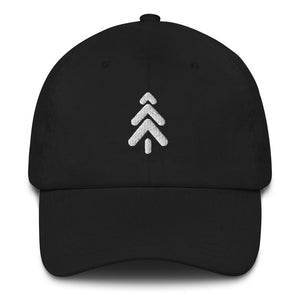 Not Your Dad's Hat - White Logo