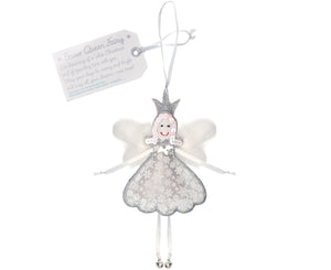 Christmas Snow Queen Fairy