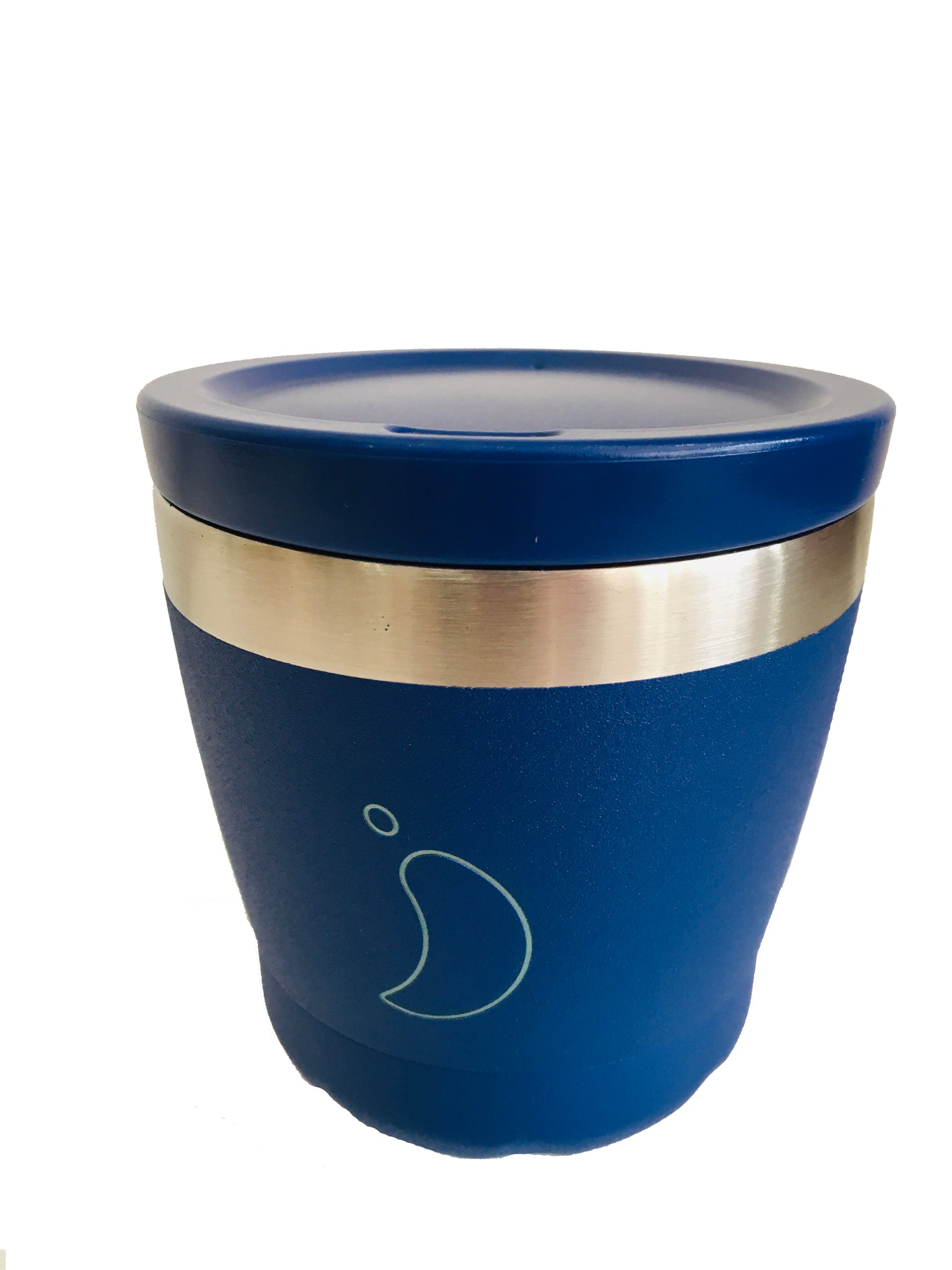 Chilly's Coffee Cup 230ml Matte Blue