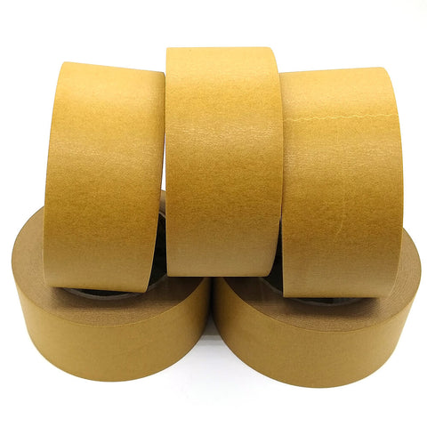 Plastic Free Paper Wrapping Tape 50mm x 50m