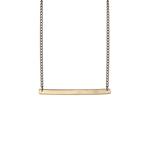 Ruthi Bar Necklace