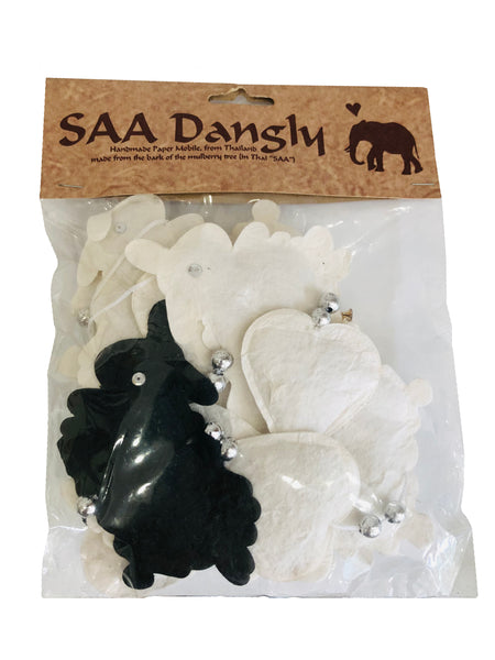 Saa Paper Mobile - Sheep Dangly