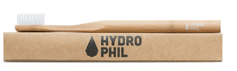 Hydro Phil Plastic Free Toothbrush - Adult