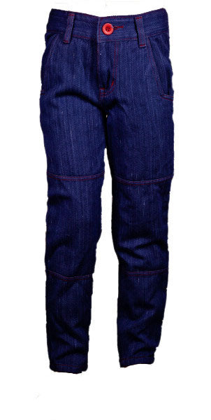Children's denim jeans