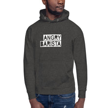 Load image into Gallery viewer, Angry Barista Hoodie